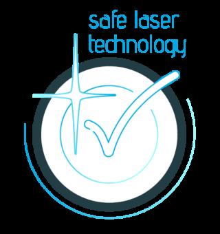 safe Laser technology Icon