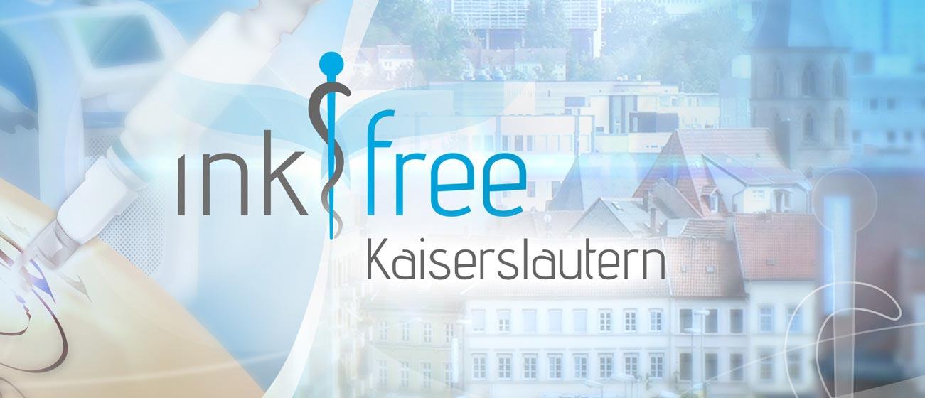 Foto Kaiserslautern inkfree Logo