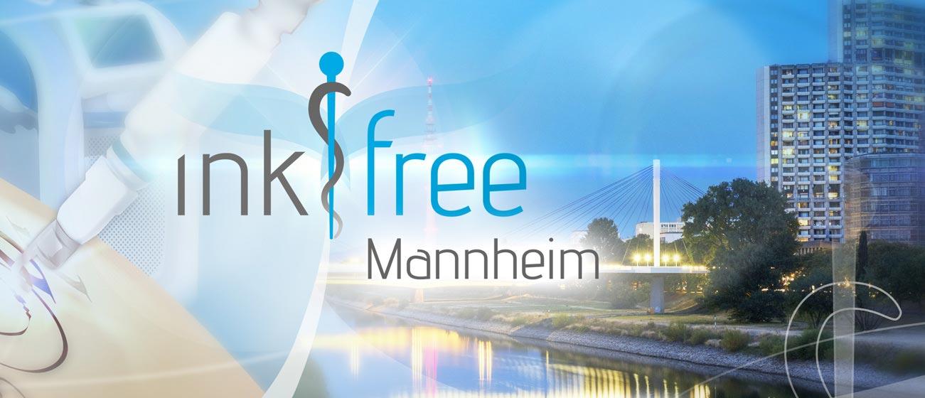 Logo und Foto von Mannheim