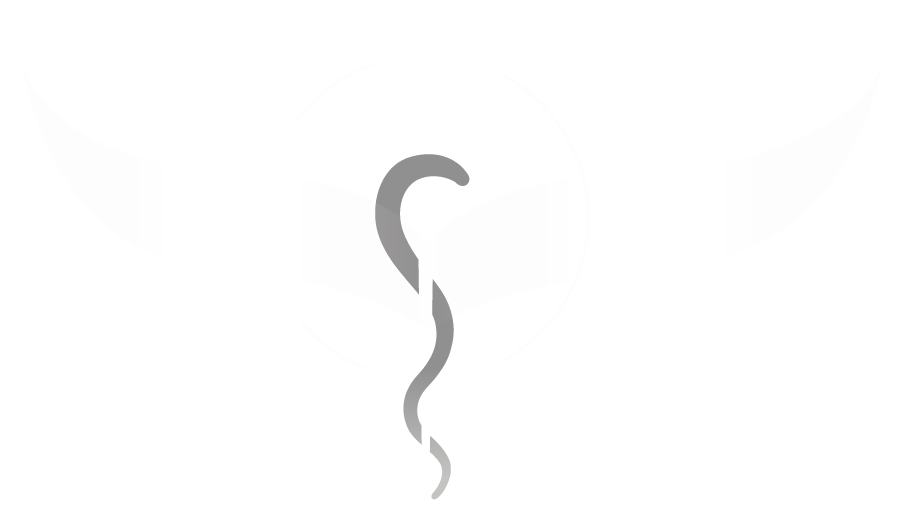 Äskulabstab Illustration